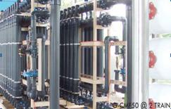 Hệ thống xử lý nước theo công nghệ Ultrafiltration
